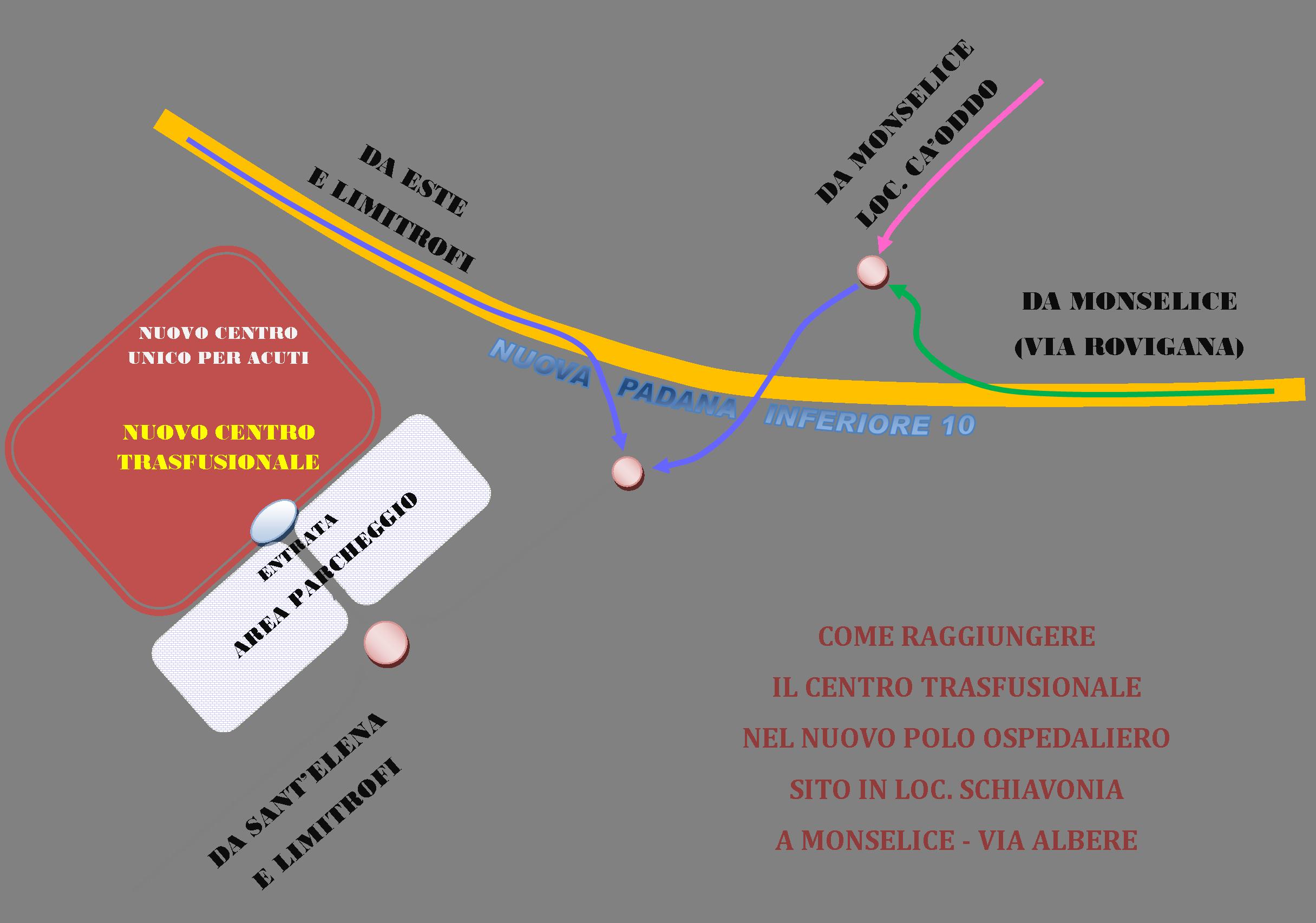 Mappa Sit Schiavonia