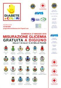 Diabete a colori 2018
